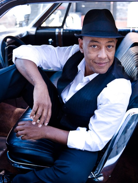 Giancarlo Esposito by Leslie Hassler