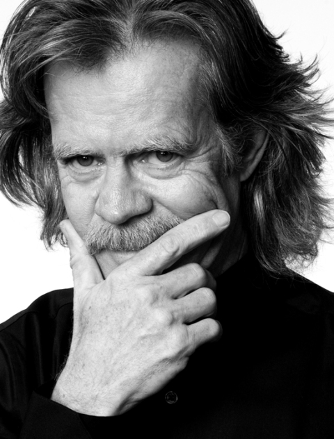William H. Macy by Leslie Hassler